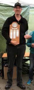 Stefan klubbmästare 2017